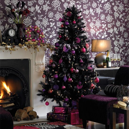 best halloween christmas tree ideas 5