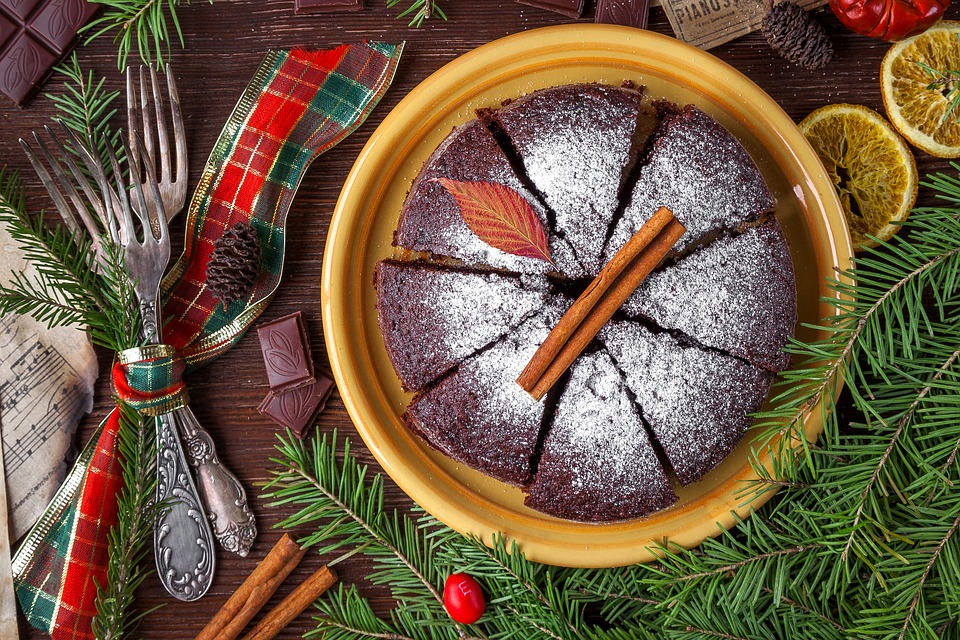 Aussie Christmas Cake Recipe