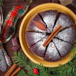 Aussie Christmas Cake