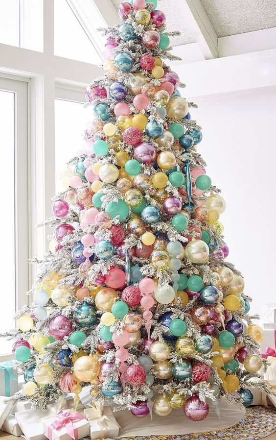 Best Candy Christmas Tree Ideas 4