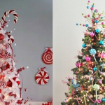 Best Candy Christmas Tree Ideas Pin