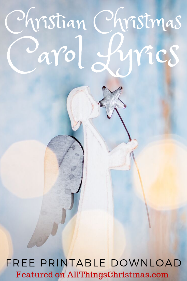 Christian Christmas Songs And Carols Lyrics All Things
