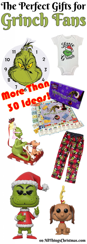 Grinch Gift Ideas