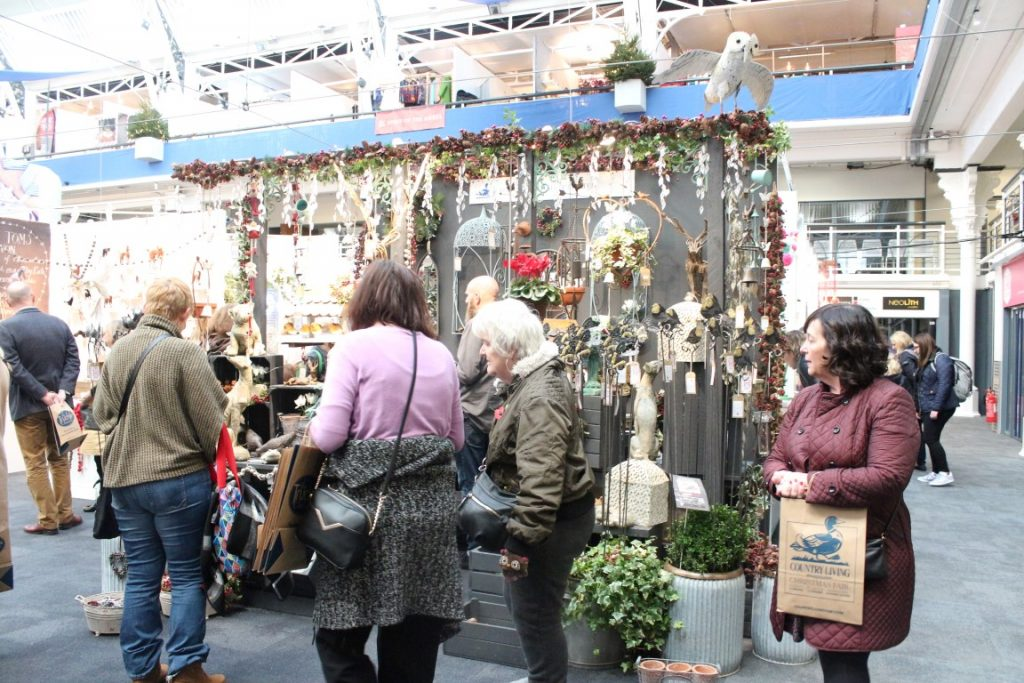 Country Living Christmas Fair 2017