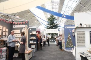 Country Living Christmas Fair 2017 London