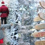 Inside Lapland UK Visiting Father Christmas