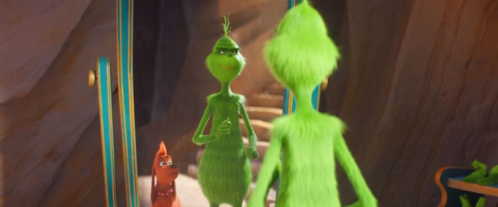 Grinch Movie Trailer