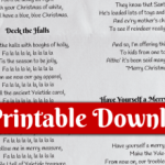 Classic Christmas Songs Lyrics Free Download