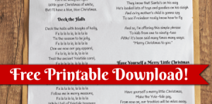 graphic about Twelve Days of Christmas Lyrics Printable identified as Most straightforward Xmas Tunes Carols Lyrics, Printable Xmas