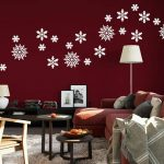 Easy Snowflake Theme Decorating Ideas