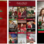 Hallmark Movie Checklist App & Countdown to Christmas Radio