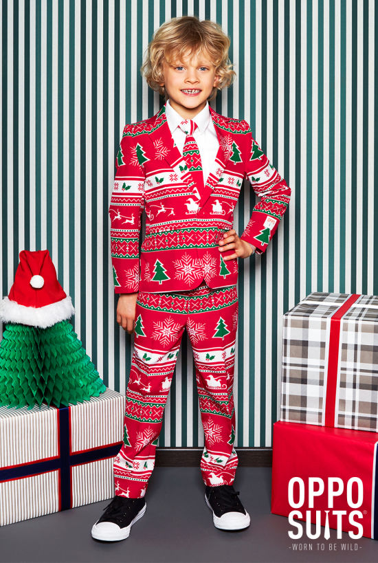 Win Opposuits Christmas Suit from AllThingChristmas.com