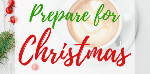 5 Ways to Prepare for Christmas