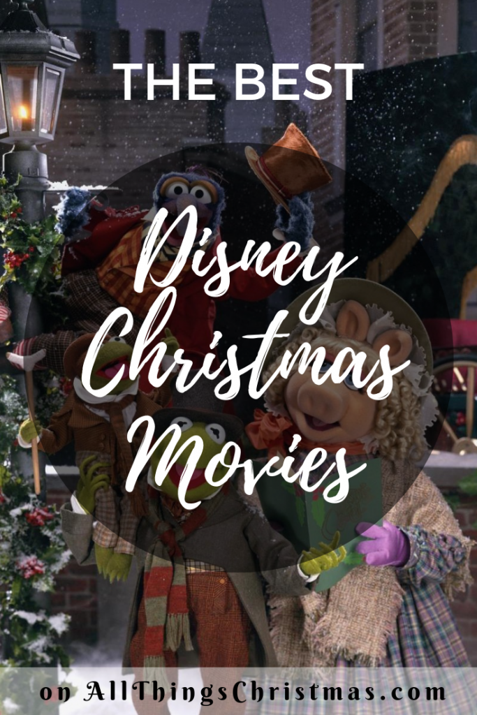 The Best Disney Christmas Movies