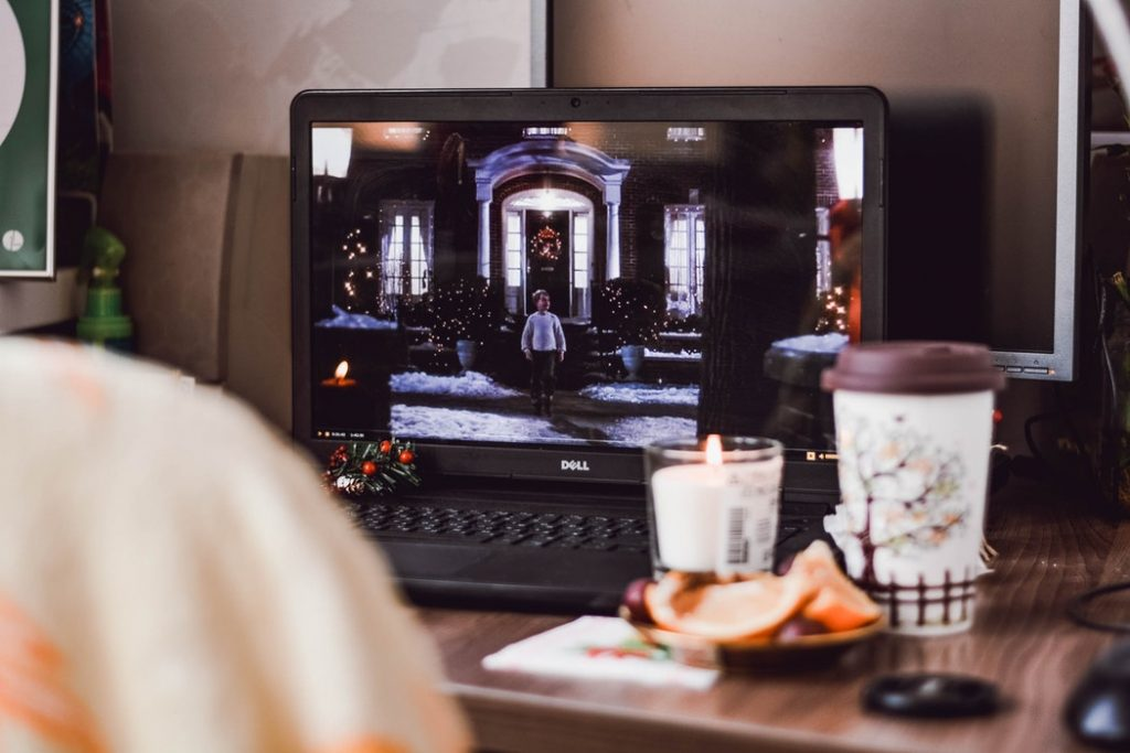 Christmas Blog about Movies and TV