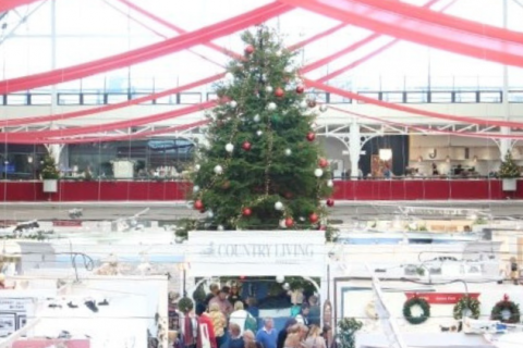 Country Living Christmas Fair London 2018