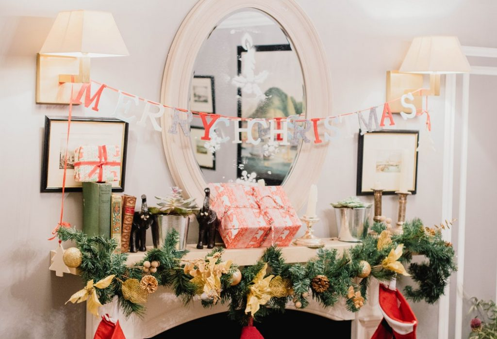 Christmas Blog about Decorating