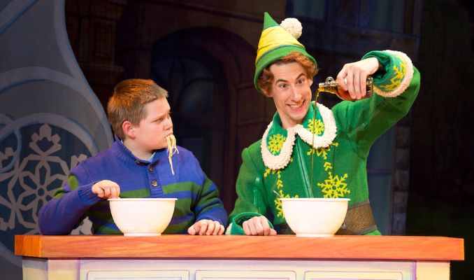 Buddy the Elf: From Screen to Stage