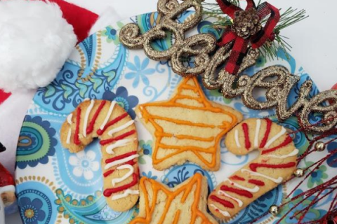 Keto Christmas Cookie Recipe