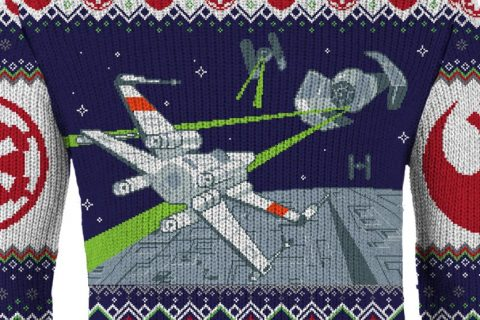 The Best Nerdy Christmas Jumpers