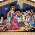 Origin of the Nativity Scene