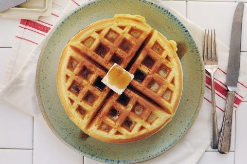 Celebrate Waffle Day on March 25th!