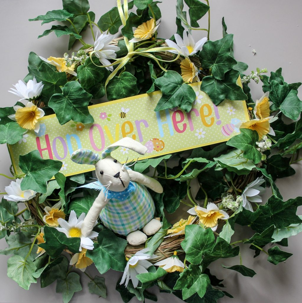 DIY Easter Decor ideas on AllThingsChristmas.com