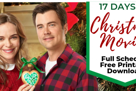 Hallmark Christmas in July 2019 Schedule is Here! [Updated June 20th]