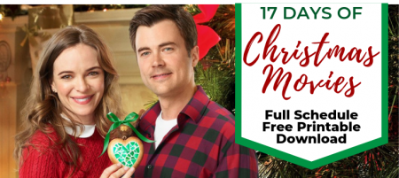 Hallmark Christmas In July Logo.Hallmark Christmas In July 2019 Schedule Is Here Updated