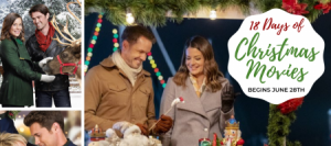 Hallmark Christmas In July Logo.Hallmark M M Christmas In July 2019 Full Schedule