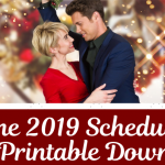 Hallmark Christmas Movies June 2019 Schedule
