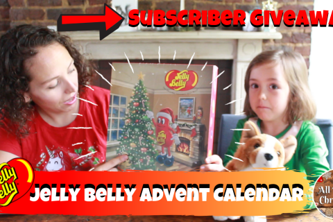 Jelly Belly Advent Calendar 2019 Review & Giveaway!