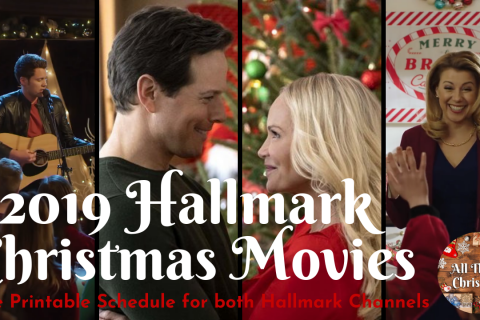2019 New Hallmark Christmas Movies Full Schedule Free Download