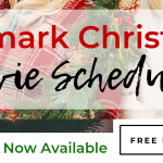Hallmark Christmas Movies 2019 September Schedule