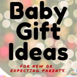 Get 30% off these Baby Gifts for New Parents